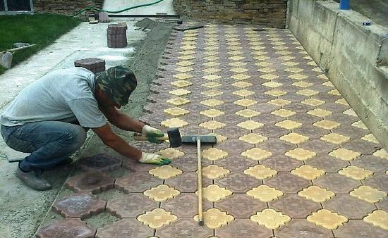 Бизнес план производства тротуарной плитки