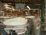 Оборудование для производства акриловых ванн