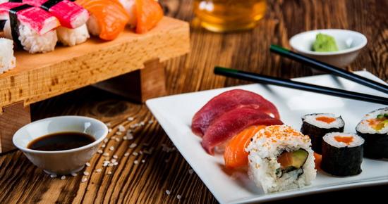 Суши на заказ