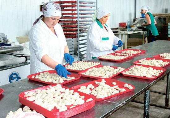 производство мясных полуфабрикатов
