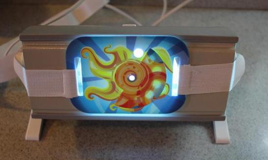 Биодозиметр к лампе Солнышко