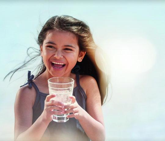Чистая вода бережет здоровье