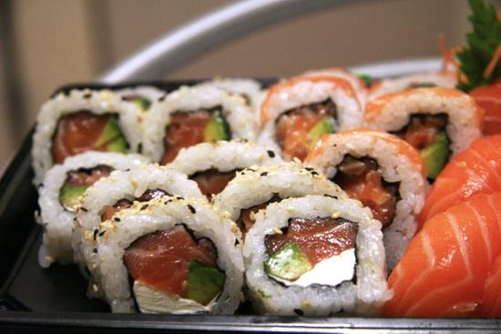 Доставка суши домой