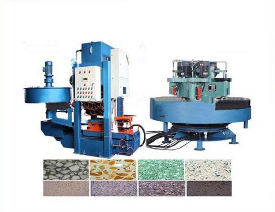 Гидравлический пресс для формования плитки