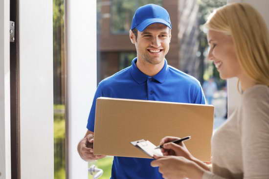 Как организовать доставку заказов покупателям