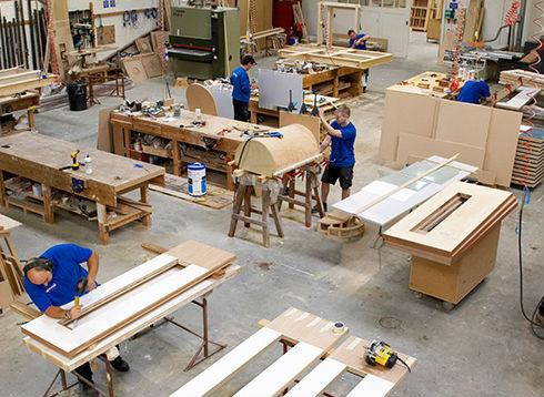 Производство мебели бизнес