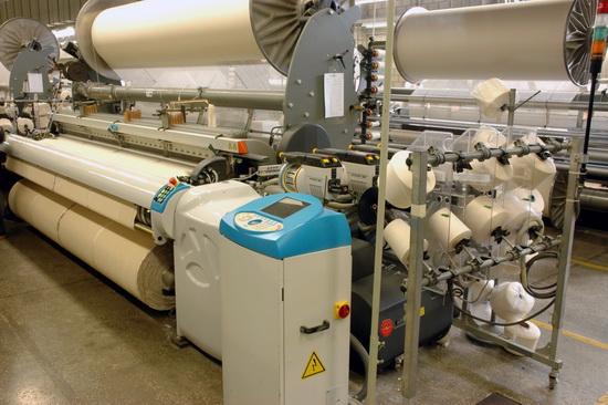 Производство тканей в России