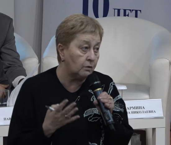 Выступление экспертов круглого стола НОСТРОЙ 1 декабря 2012