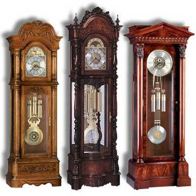бизнес изготовление напольных часов